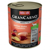ANIMONDA 82411 GRANCARNO SENSITIV PIES KURCZ ZIEMNIAK 400G