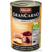 ANIMONDA 82415 GRANCARNO SENSITIV PIES INDYK ZIEMNIAK 400G