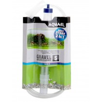 Odmulacz Aquael Gravel & Glass Cleaner S