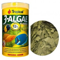 Tropical 3-Algae Flakes 250ml 50g