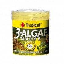 Tropical 3-Algae Tablets B 250ml 150g