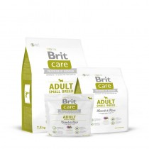 Brit Care N.Adult Small Breed Lamb&Rice 1kg 132708