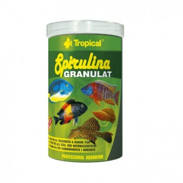Tropical Super Spirulina Forte 36% Granulat 1000ml 60536