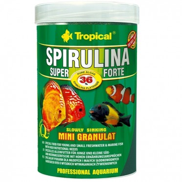 Tropical Super Spirulina Forte Mini Granulat 100ml 60543
