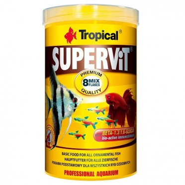Tropical Supervit 21l/4kg 70409