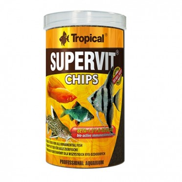 Tropical Supervit Chips 100ml 60813