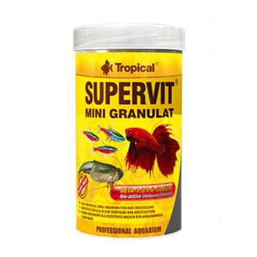 Tropical Supervit Mini Granulat 10g 61421