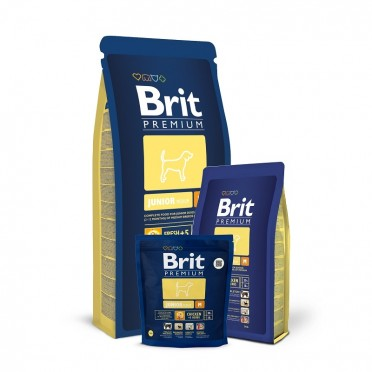 Brit Premium M Junior 15kg
