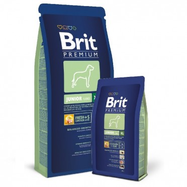 Brit Premium XL Junior 15kg