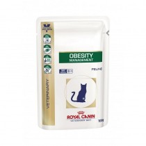 Royal Canin Cat Vet Diet Obesity Management 12x100g Saszetka