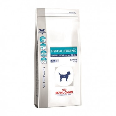 Royal Canin Dog Vet Diet Hypoallergenic Small Dog HSD 24