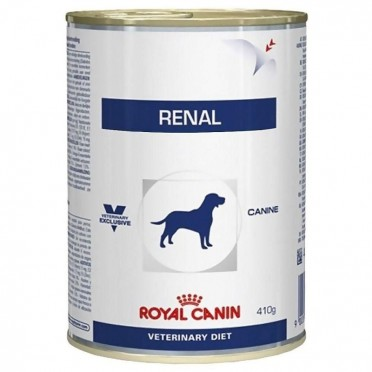 Royal Canin Dog Vet Diet Renal 410g *PUSZKA