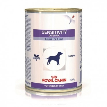 Royal Canin Dog Vet Diet Sensitivity Control Duck&Rice 410g *PUSZKA