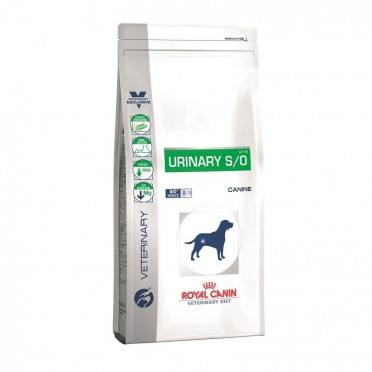 Royal Canin Dog Vet Diet Urinary S/O LP 18