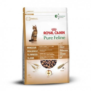 Royal Canin Feline Pure N.02 Slimness