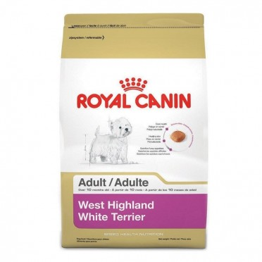 Royal Canin Breed West Highland White Terrier