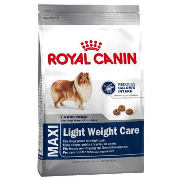 Royal Canin Size Maxi Light Weight Care 15kg