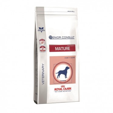 Royal Canin Vet Diet Dog Mature Senior Consult 10kg