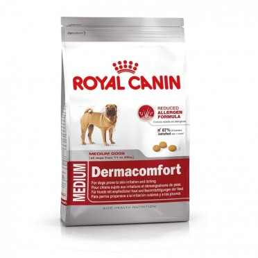 Royal Canin Size Medium Dermacomfort 10kg