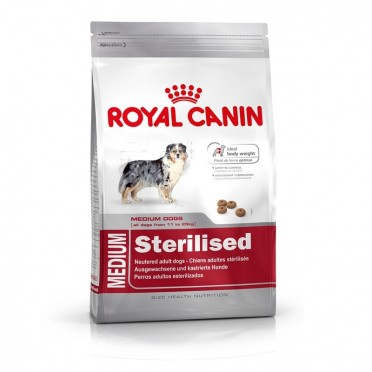 Royal Canin Size Medium Sterilised 3kg