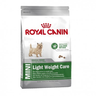 Royal Canin Size Mini Light Weight Care
