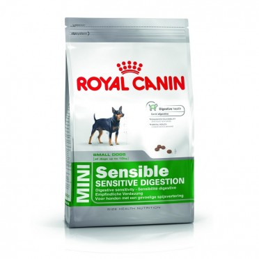 Royal Canin Size Mini Sensible Sensitive Digestion 10kg