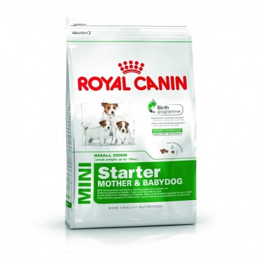 Royal Canin Size Mini Starter Mother&Babydog