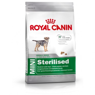 Royal Canin Size Mini Sterilised