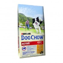 Dog Chow Active Kurczak