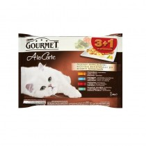 Gourmet A La Carte Mix 4x85g