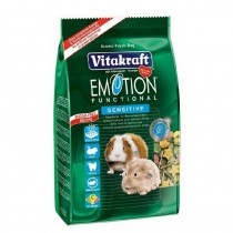 Vitakraft Emotion Sensitive Karma Dla Świnek Morskich 600g