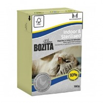 Bozita Cat Indoor&Sterilised 190g Karton