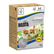 Bozita Cat Kitten 190g Karton