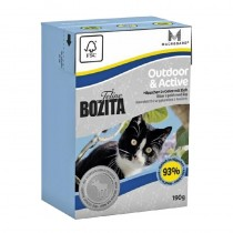 Bozita Cat Outdoor&Active 190g Karton