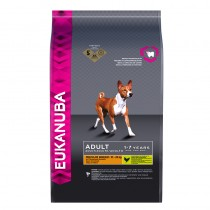 Eukanuba Adult Norm.Medium 15kg