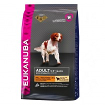 Eukanuba Adult Small&Medium Lamb&Rice