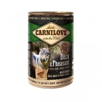 Carnilove Wild Meat Duck&Pheasant 400g